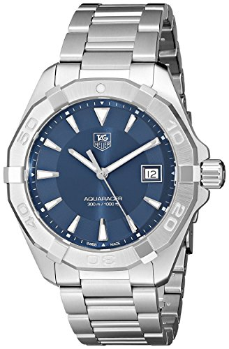 TAG Heuer Herren-Armbanduhr Analog Quarz Edelstahl WAY1112.BA0910
