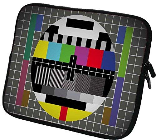 7 pulgadas Hewlett Packard Slate 7 Funda, carcasa protectora de neopreno, diseño 040
