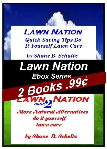 lawn-nation-ebox-series-english-edition