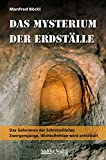 Das Mysterium der Erdställe: Das Geheimnis der Schratzellöcher, Zwergengänge, Wichtelhöhlen wird enträtselt - Manfred Böckl