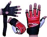 EVO MMA Gel Grappling Handschuhe Karate Handschuhe Boxen Kampfsport Körper Kampf UFC - L
