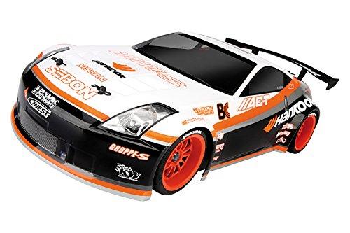 hpi-racing-bodynissan-350z-hankook-nissan-350z-hankook-unpainted