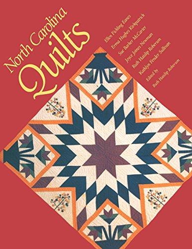 North Carolina Quilts (Carolina Applique State)