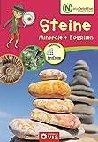 Steine, Minerale & Fossilien (Naturdetektive)