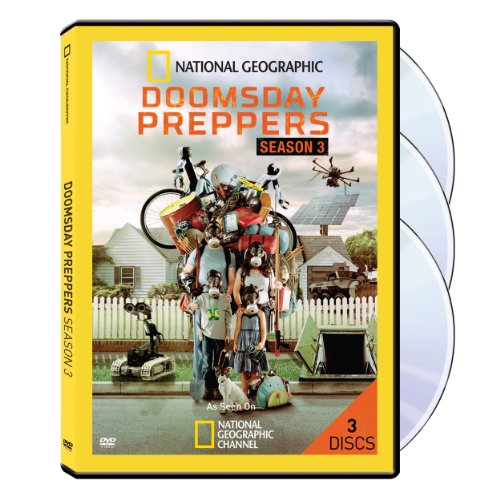 Doomsday Preppers: Season 3 (4pc) / (Box) [DVD] [Region 1] [NTSC] [US Import] (Preppers-dvd Doomsday)