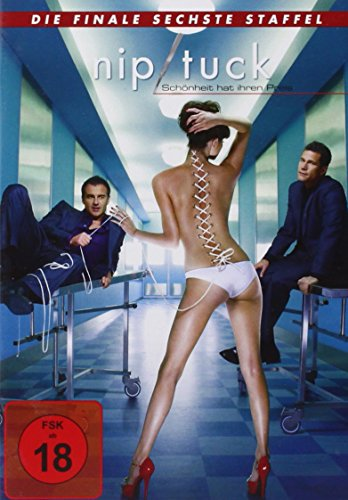 Nip/Tuck - Staffel 6 [5 DVDs] (Nip Tuck Series)