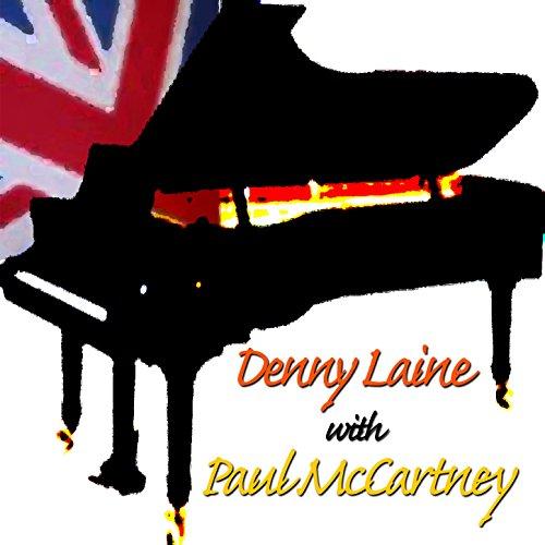 Denny Laine Wih Paul Mc Cartney