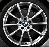Original BMW Alufelge 5er F10-F10 LCI V-Speiche 281 in 19 Zoll für vorne