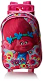 Trolley Trolls Poppy Flowers 37cm