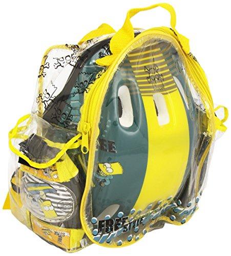 les-simpson-set-de-casque-protections-saica-toys-0681