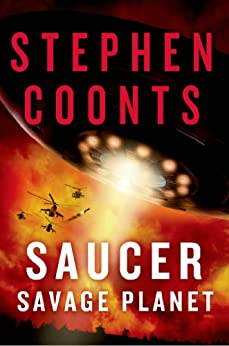 Saucer: Savage Planet par [Coonts, Stephen]
