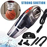 Maxesla Car Vacuum Cleaner 5500PA Strong Suction Portable Vacuum Cleaner for Car Wet/Dry