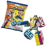 cicaboom - LetraBots Big Robot ADE 419308. Figura. Modelo Aleatorio. Unidad.