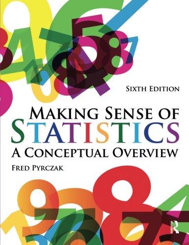 Making Sense of Statistics