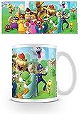 Super Mario MG24481 Mushroom Kingdom Mug, Céramique, Multicolore, 11oz/315ml