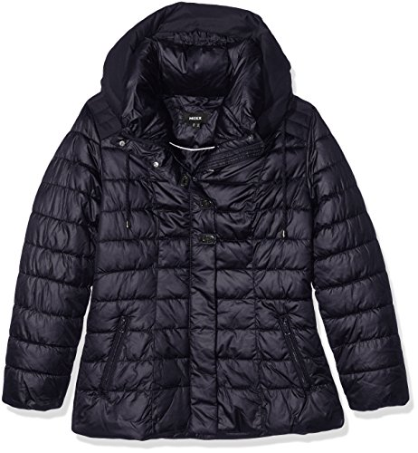 Mexx Women Jacket, Giacca Donna, Nero (Black 001), Medium