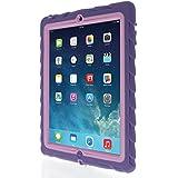 Drop Tech Series - iPad 3 Designer Series - Purple -Pink