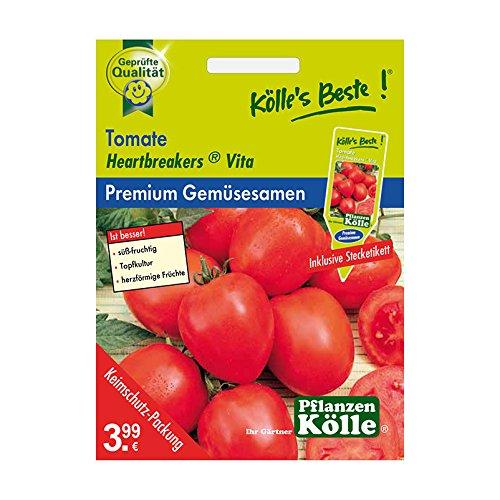 Kölle's Beste! Gemüsesamen Tomate Heartbreakers Vita