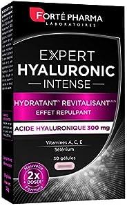 Expert Hyaluronic Intense | Complément Alimentaire Peau à base d'Acide Hyaluronique - Effet Repulpant | 30
