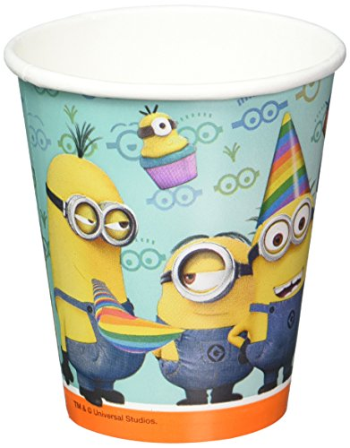 (Despicable Me 2 Party 9oz Cups [8 Per Pack])
