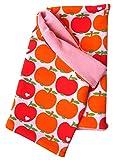 Wollhuhn Öko Mädchen Leichter Äpfelchen Schlupfschal/Halstuch Rot/Rosa/Orange 20160104