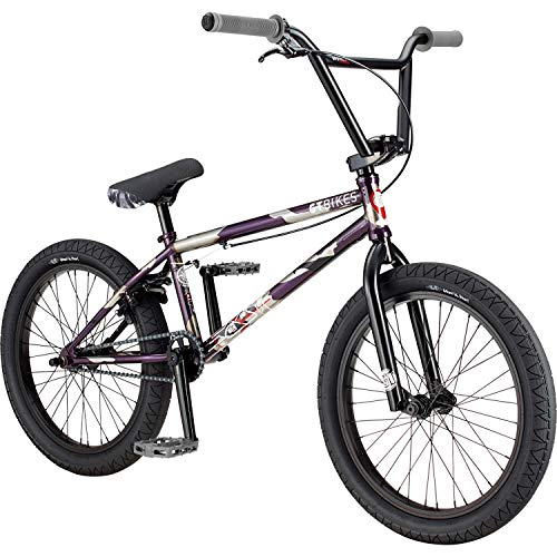 "51YjMN6vmNL. SS500  - GT 20"" Team Comp 2019 Complete BMX Bike - Purple"