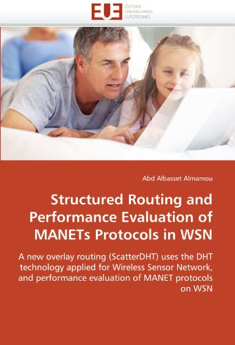 Structured routing and performance evaluation of manets protocols in wsn par Abd Albasset Almamou