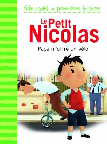Papa m'offre un vélo par Emmanuelle Kecir-Lepetit