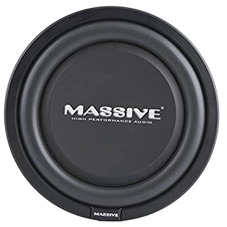 Autostyle MS UFO12 Shallow Subwoofer, 12-inch