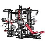 TYTAX T3-X Máquina para el Gimnasio de Casa | Culturismo Entrenamiento Ejercicio...