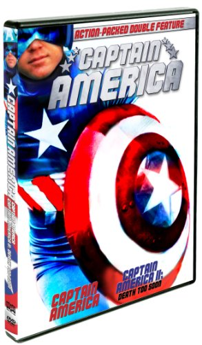 Captain America II: Death Too Soon [RC 1]