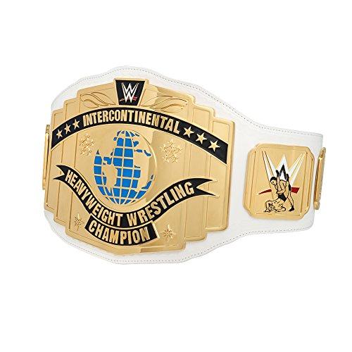 De l'Intercontinental Championship Blanc 2014 WWE Réplique de la ceinture