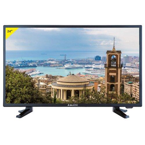 Majestic dvx 424 led mp01 - televisore 24