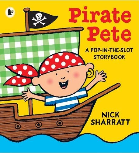 Pirate Pete por Nick Sharratt