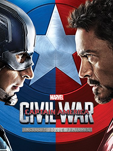 Captain America: Civil War (With...