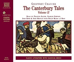 Chaucer -  Canterbury Tales 6