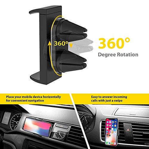 Zoom IMG-1 elekin supporto auto smartphone 360