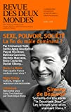Revue des Deux Mondes avril 2018: Sexe, pouvoir, société : la fin du mâle dominant ?
