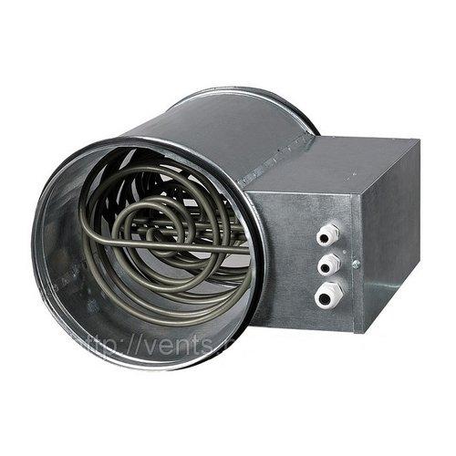 Chauffage électrique de conduits Vents NK-250-1,2-1 250mm (1200W)