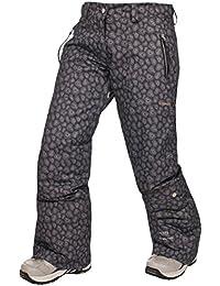 Trespass - Pantalones impermeables de esquí modelo Kirsten para mujer