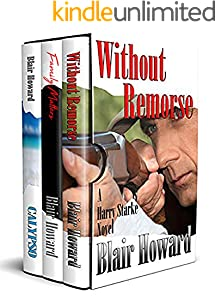 The Harry Starke Series: Books 7-9