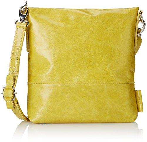 Jost Torontoshoulder Bag Xs, Sacoche femme Jaune - Yellow (Sulphur)