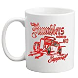 Muggies Magic Awesone Design of Rumbller 11 Oz Ceramic Coffee Mug by DelhiSuperBazar.