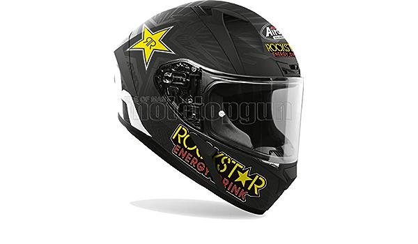 Airoh Vark35 Integralhelme Motorrad Matt Valor Rockstar Sz M Auto