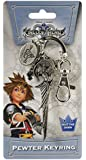 Disney Kingdom Hearts Sword Pewter Key Ring