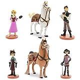 Offizielle Disney Rapunzel Tangled Die Serie Figurine Playset