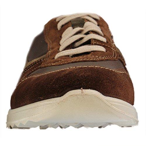 Jomos Herren Elan Sneaker Braun