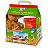 CAT'S BEST Öko Plus Katzenstreu 10l