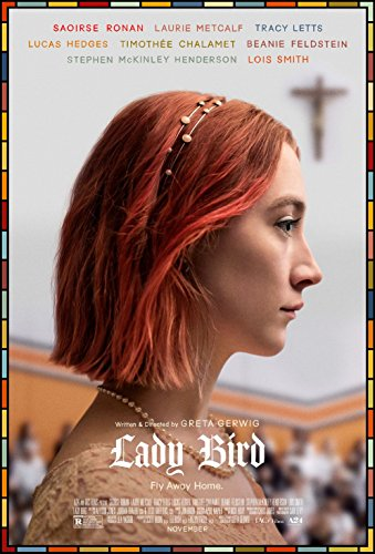 Poster Lady Bird Movie 70 X 45 cm - Lady Movie Poster