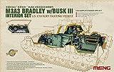 MENG 1: 35échelle de intérieur pour m3a3Bradley W/Busk III pour mngss-006 Kit modèle (Multicolore)